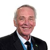 Councillor Colin Hedgley (PenPic)
