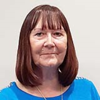 Councillor Linda Coulam (PenPic)
