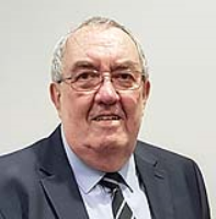 Councillor Norman Brooks (PenPic)