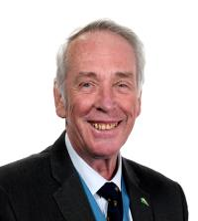Councillor Colin Hedgley
