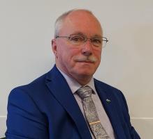 Councillor Keith Robinson