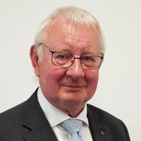 Councillor Tony Goldson